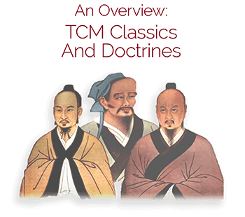 An overview: tcm classics and doctrine