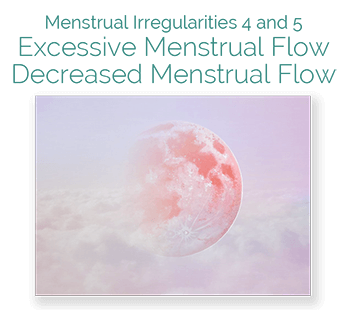 acupuncture ceu course excessive menstrual flow